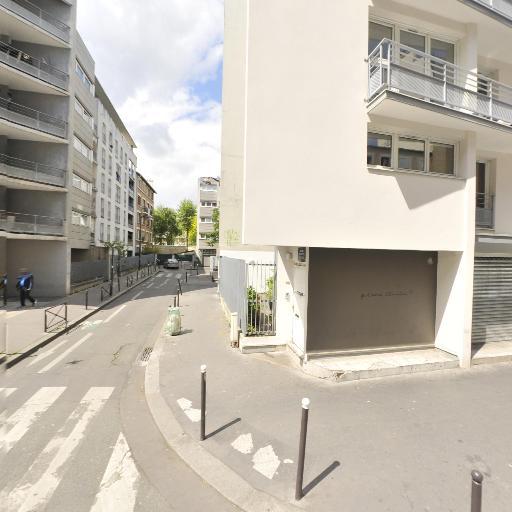 Le Boulc'h Gaëlle - Architecte d'intérieur - Paris