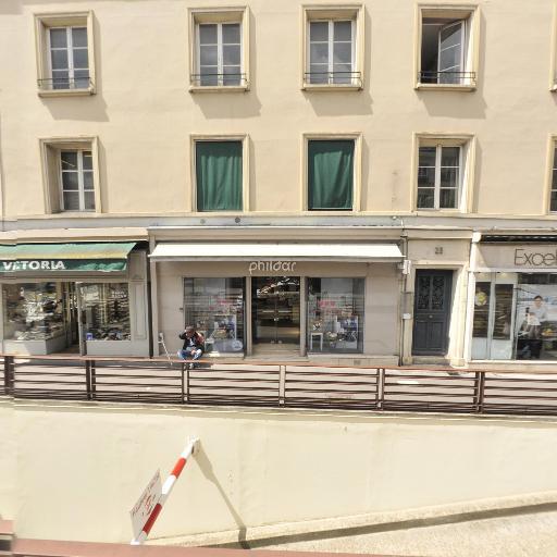 Indigo Park Marché Notre-dame - Parking public - Versailles