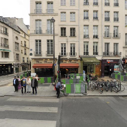 Miss Manon SNC - Boulangerie pâtisserie - Paris