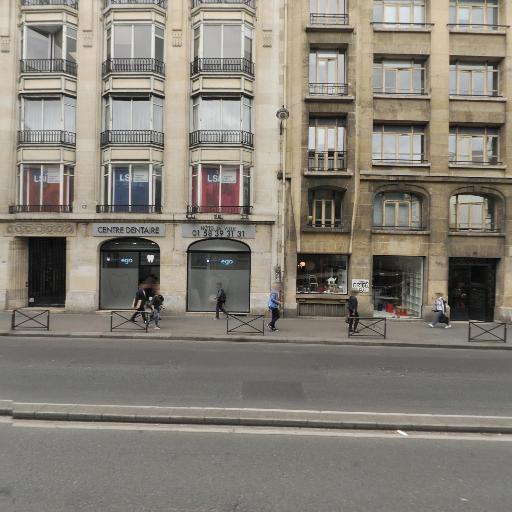 Espace Courses Beaubourg - Café bar - Paris