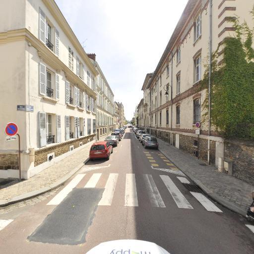 Square Berthier - Parc et zone de jeu - Versailles