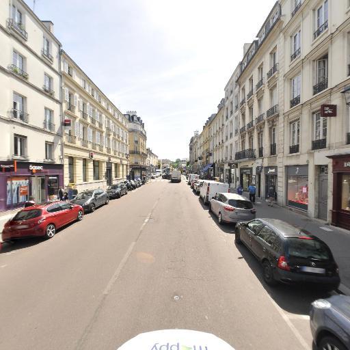 Parking Indigo Marché Notre Dame - Parking public - Versailles