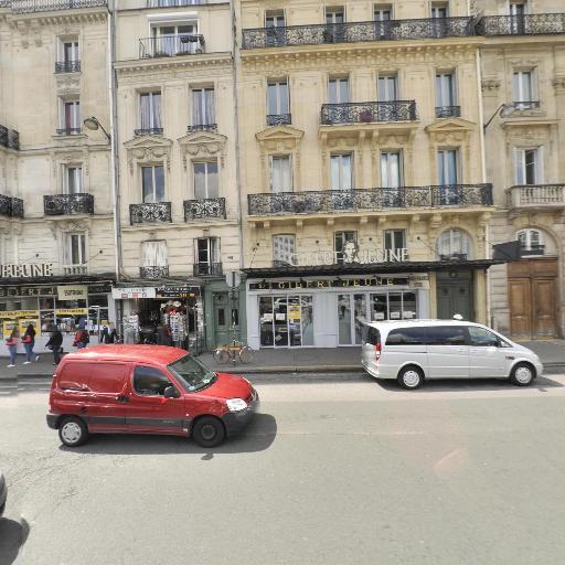 Gibert Jeune - Librairie - Paris