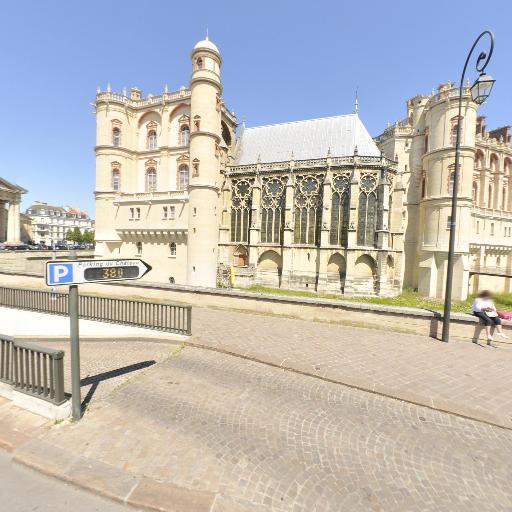 Saint-Germain-en-Laye - Château - Indigo - Parking réservable en ligne - Saint-Germain-en-Laye