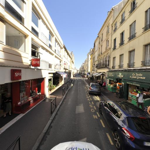La Banque Postale - Crédit immobilier - Saint-Germain-en-Laye