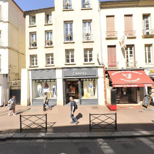 Roussel Laura - Création de sites internet et hébergement - Saint-Germain-en-Laye