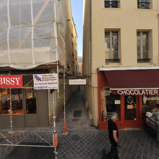 Nicolsen Chocolatier - Chocolatier confiseur - Saint-Germain-en-Laye