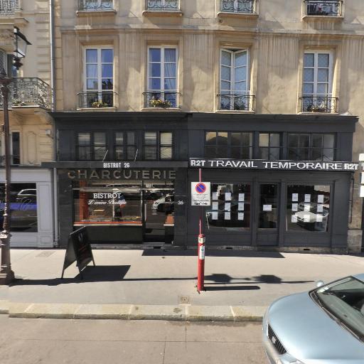 R2t - Agence d'intérim - Versailles