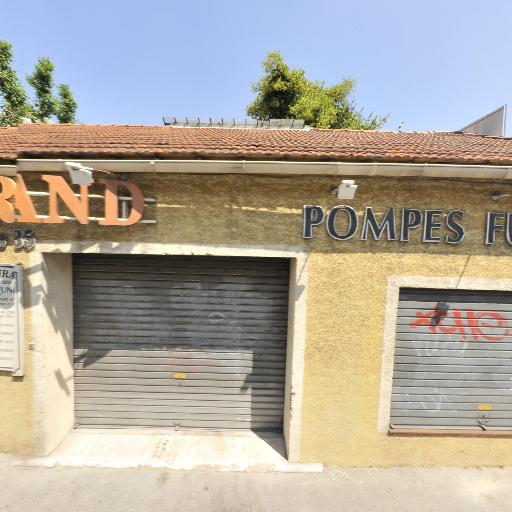 Ets DURAND - POMPES FUNEBRES - MARBRERIE - Pompes funèbres - Marseille