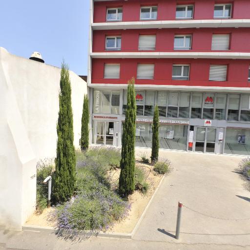 Macsf - Mutuelle d'assurance - Marseille