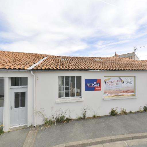 Menuiserie Moulard - Charpente - La Rochelle