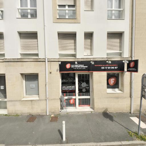 La Centrale de Financement - Banque - La Rochelle