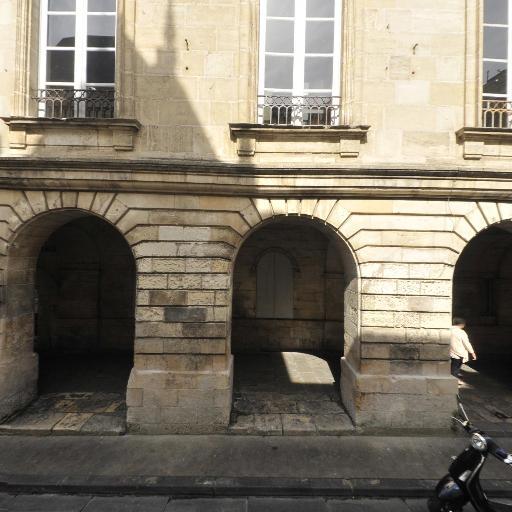 Tribunal Judiciaire de La Rochelle - Tribunal et centre de médiation - La Rochelle