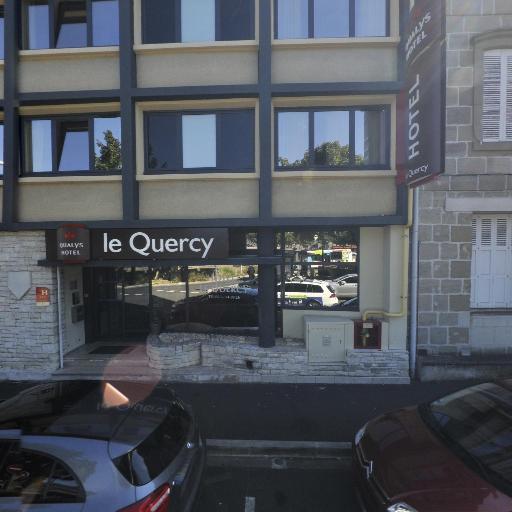 Hotel Le Quercy - Résidence de tourisme - Brive-la-Gaillarde