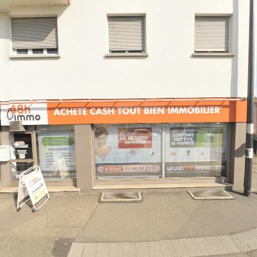 48 H Immo - Marchand de biens - Colmar