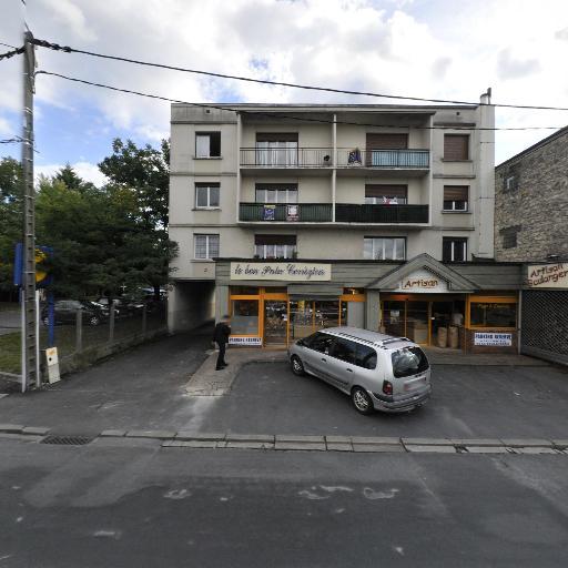 Le Bon Pain Corrézien - Boulangerie pâtisserie - Brive-la-Gaillarde