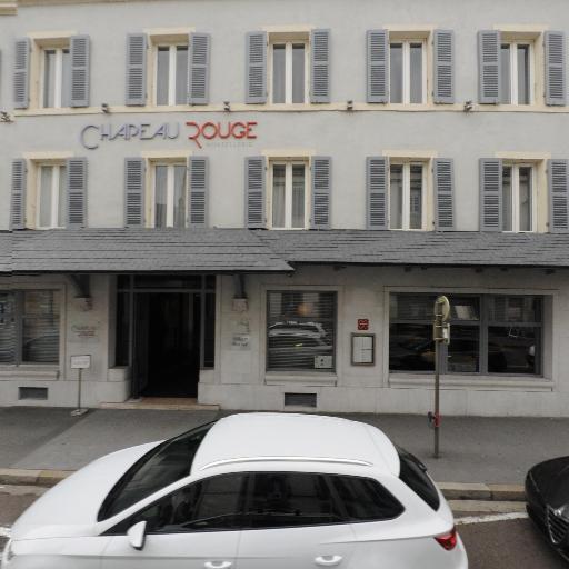 Hostellerie Du Chapeau Rouge - Restaurant - Dijon