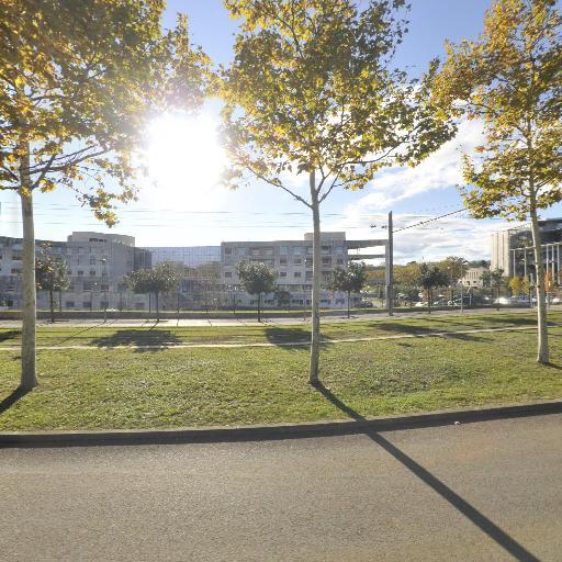 CHRU Lapeyronie - Hôpital - Montpellier