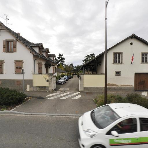 Cimetière de Strasbourg - Cimetière - Strasbourg