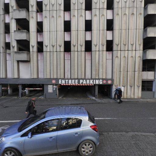 Parking Halles P3 Wilson - Parking - Strasbourg