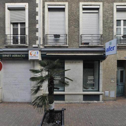 Afer - Courtier financier - Pau