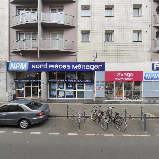 Nord Pièces Ménager NPM.fr - Pièce détachées pour l'électroménager - Lille