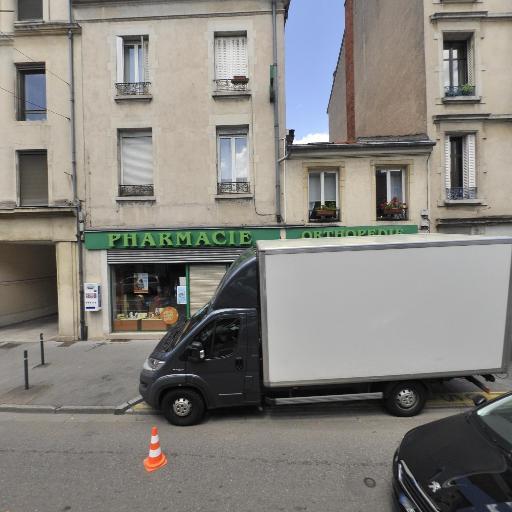 Pharmacie Gérard Françoise - Vente et location de matériel médico-chirurgical - Nancy