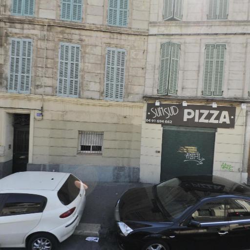 Sun Sud Pizza - Restaurant - Marseille