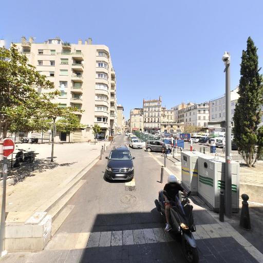 Résidence sociale- Petit Saint Jean - Maison de retraite et foyer-logement publics - Marseille
