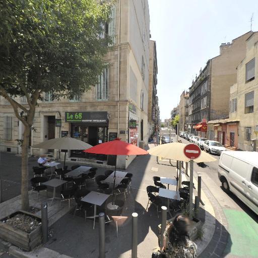 Brasserie le 68 - Restaurant - Marseille