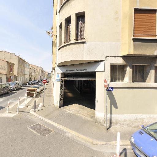 Renault GCA Conception - Garage automobile - Marseille