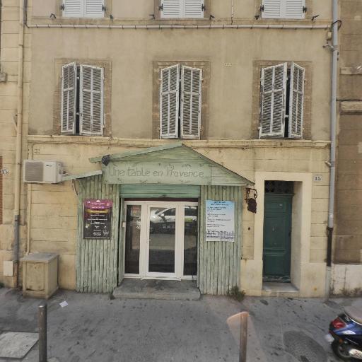 Une Table En Provence Travier Patrice - Restaurant - Marseille
