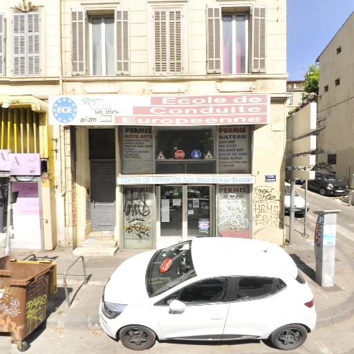 E.c.e - Auto-école - Marseille