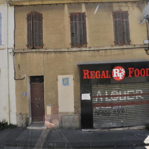 Régal Pizza - Restaurant - Marseille