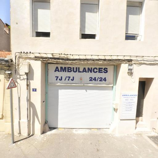 Ambulance Santé - Ambulance - Marseille