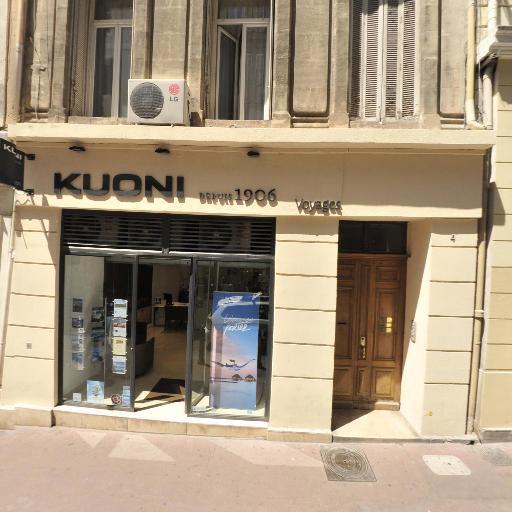 Claire Houël - Soins hors d'un cadre réglementé - Marseille