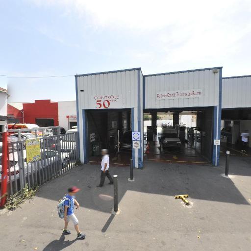 Centre Contrôle des Baumes - Contrôle technique de véhicules - Marseille