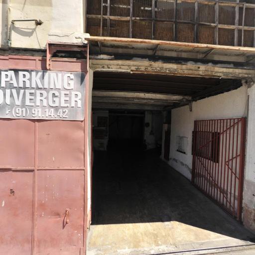 Parking Duverger - Parking public - Marseille