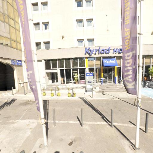 Kyriad Marseille Palais Des Congrès – Vélodrome - Restaurant - Marseille