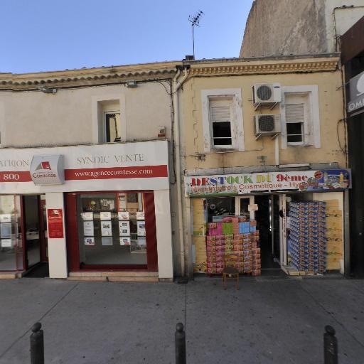 Agence De La Comtesse Mazargues - Agence immobilière - Marseille