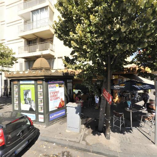 La Civette - Bureau de tabac - Marseille