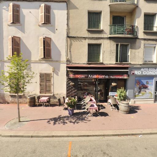 Le Millésime Café - Café bar - Bourg-en-Bresse
