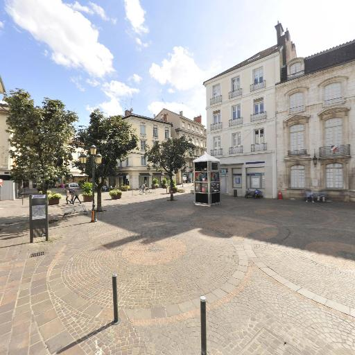 Gravallon Thierry - Formation professionnelle - Bourg-en-Bresse