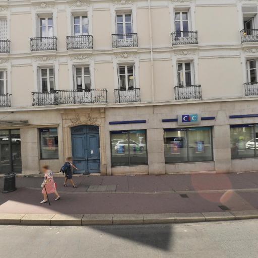 Cic - Banque - Bourg-en-Bresse