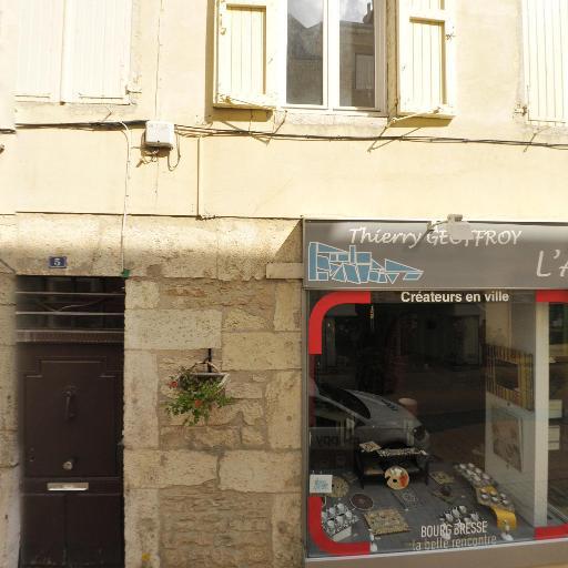 Emaux Bressans Jeanvoine - Bijoux - Bourg-en-Bresse