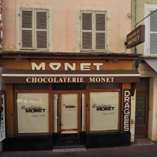 Chocolaterie Monnet - Chocolatier confiseur - Bourg-en-Bresse