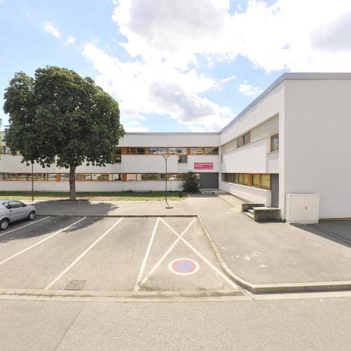 Ecole primaire Charles Péguy - École maternelle publique - Bourg-en-Bresse