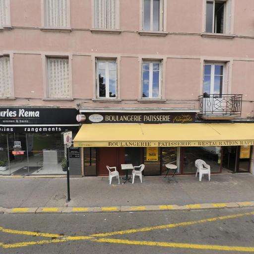 Monsieur Yves Debourg - Boulangerie pâtisserie - Bourg-en-Bresse