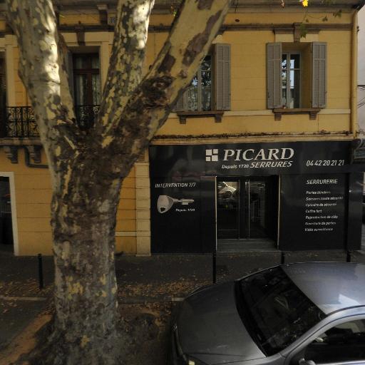 Picard Serrures - Serrurier - Aix-en-Provence