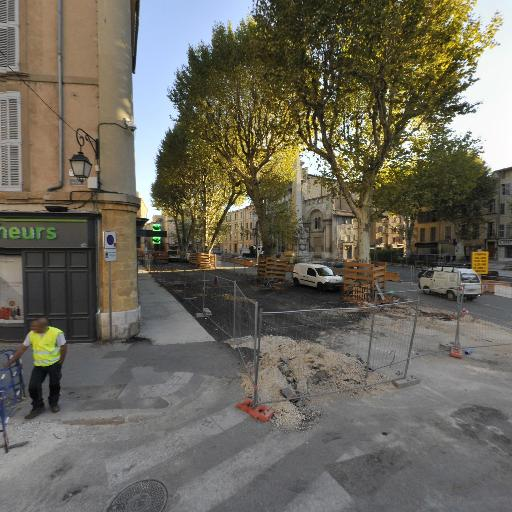Pharmacie Des Precheurs - Pharmacie - Aix-en-Provence